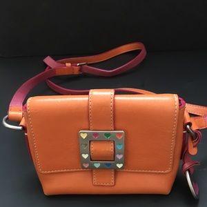 Dooney & Bourke heart satchel
